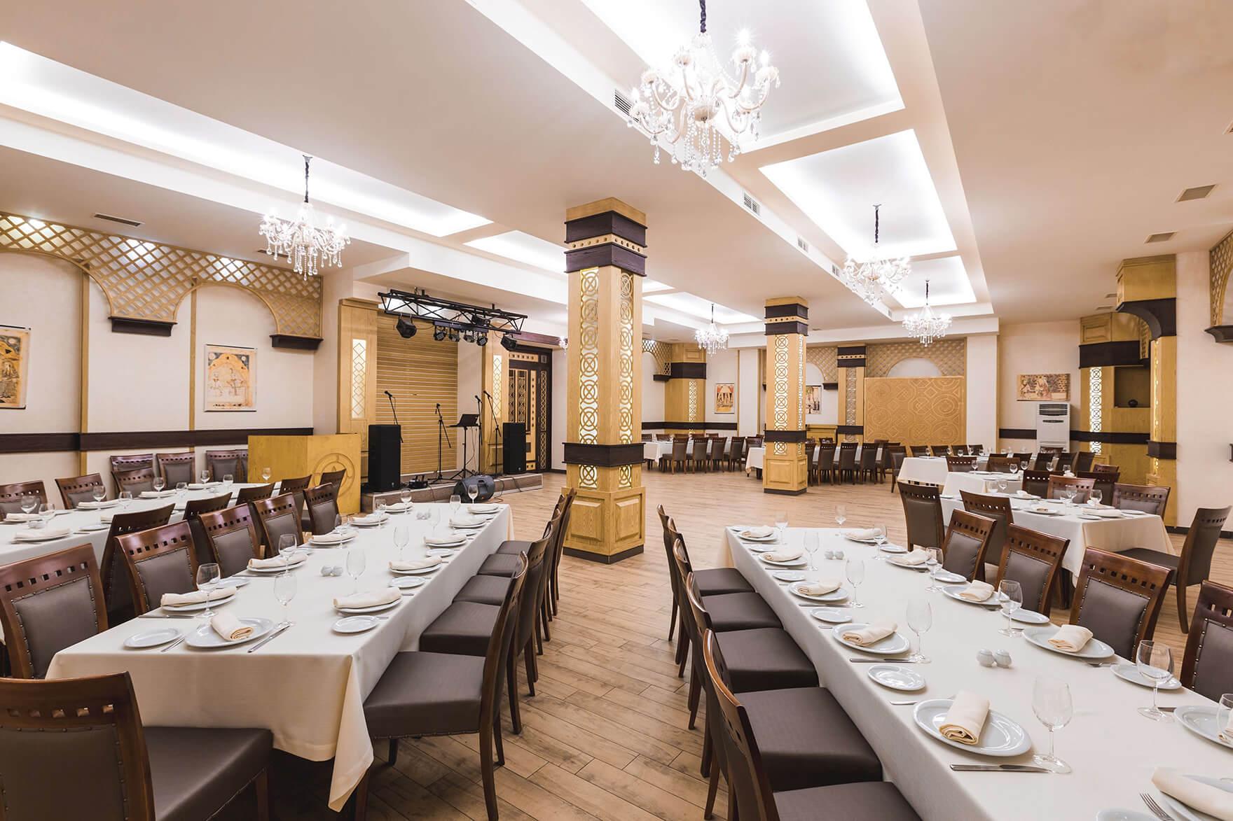 Georgian Restaurant Sharbati - Restaurants in Tbilisi